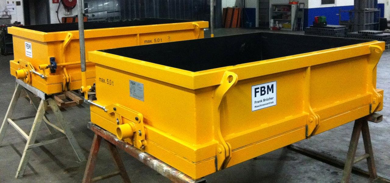 Schrottbox, Schrottboxen, Schrottbehälter, Schrottkübel, Schrottcontainer, Container, scrapbox, scrap box, Schrottbox mit Doppelbodenklappe, schrootkast, Schrottkübel, Klappbodenbehälter