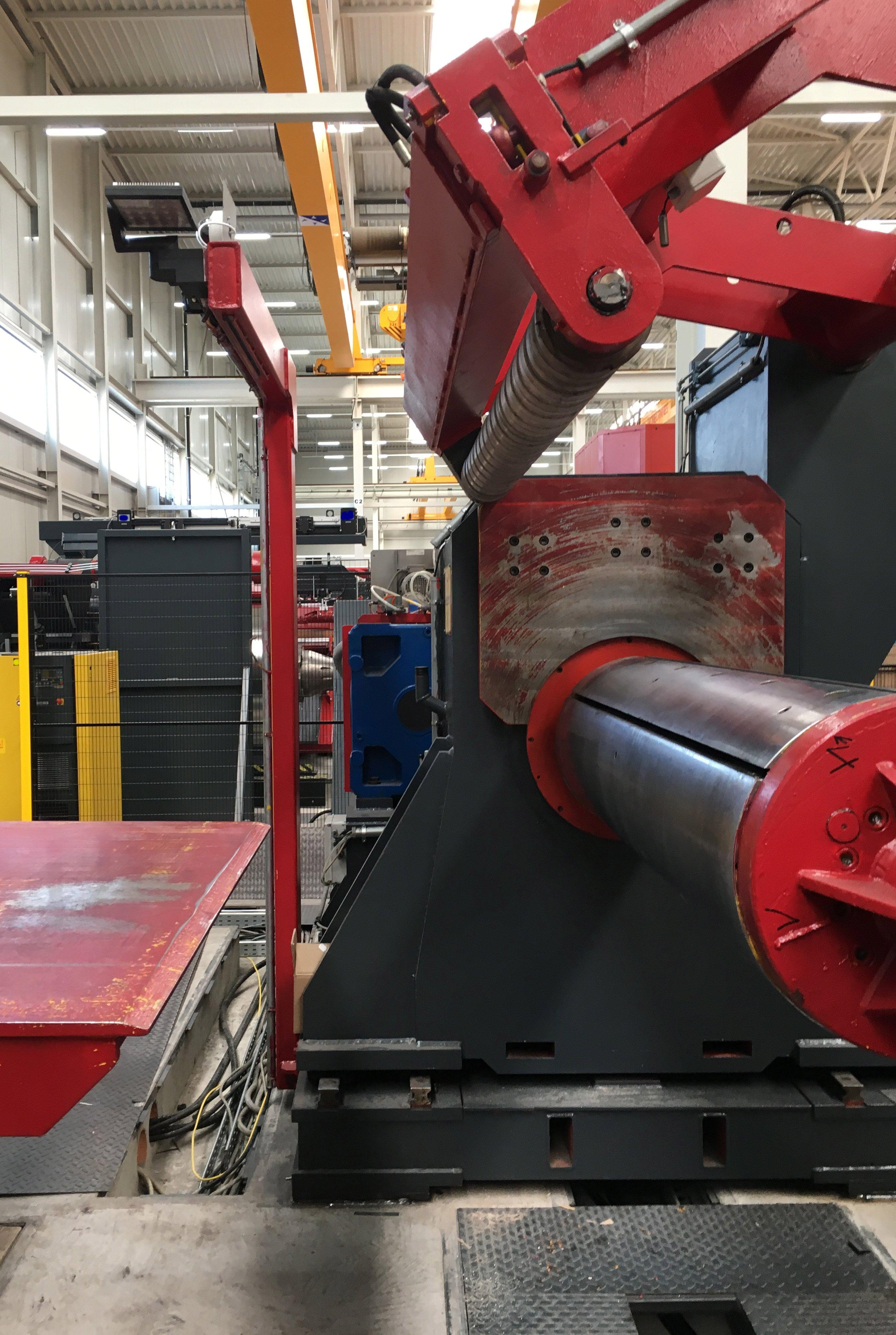 Maschinenüberholung, Maschinenmontage, Maschinenverlagerung, Montageservice, Instandhaltung, Industrieservice