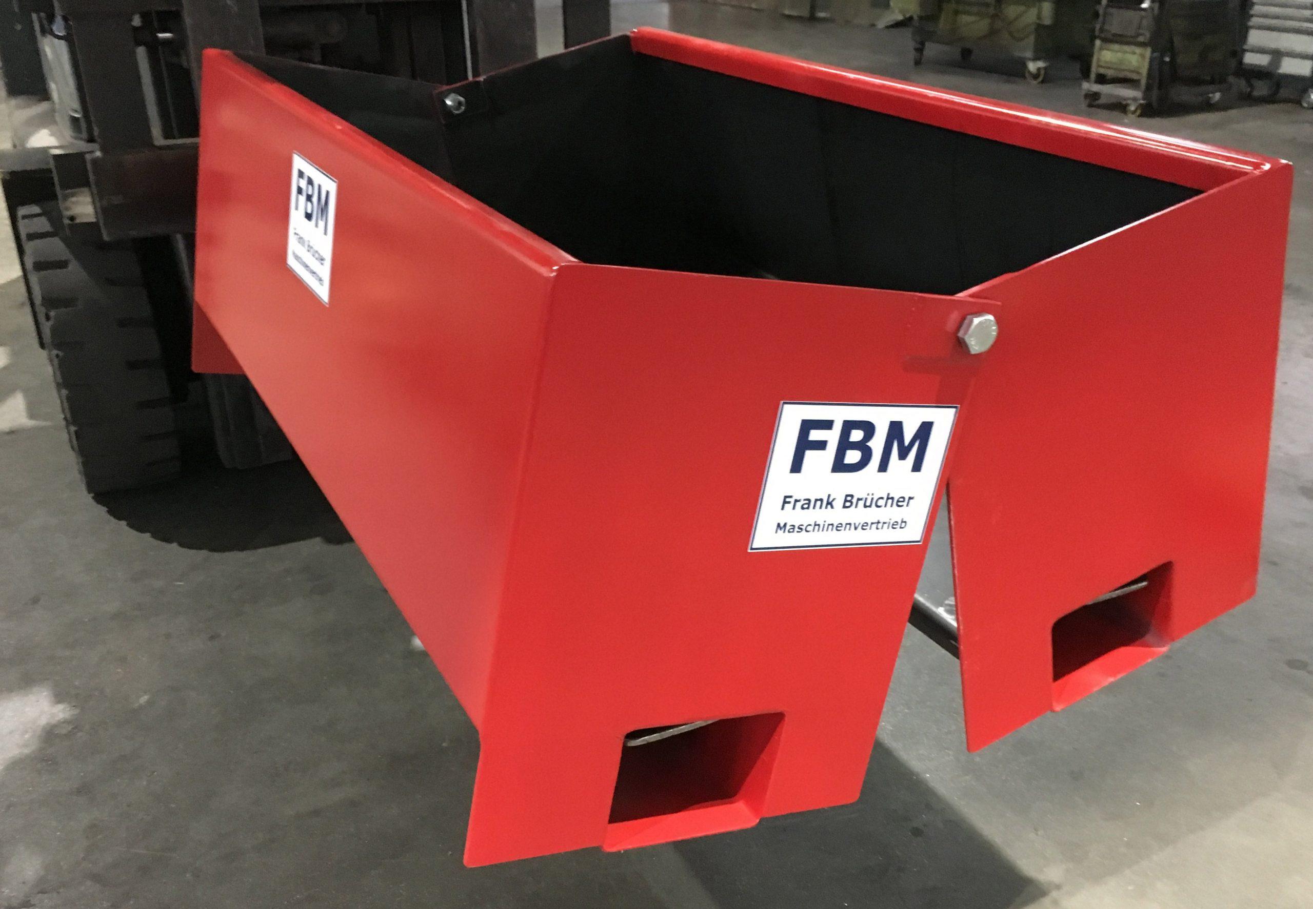 Schrottbox, Schrottbehälter, Behälter, Abfallbehälter, Abfallcontainer, Container, Klappboden, Schrottkübel, scrap box, scrap container, Schrottbox billig, schrottbox cheap, schrottbox preiswert